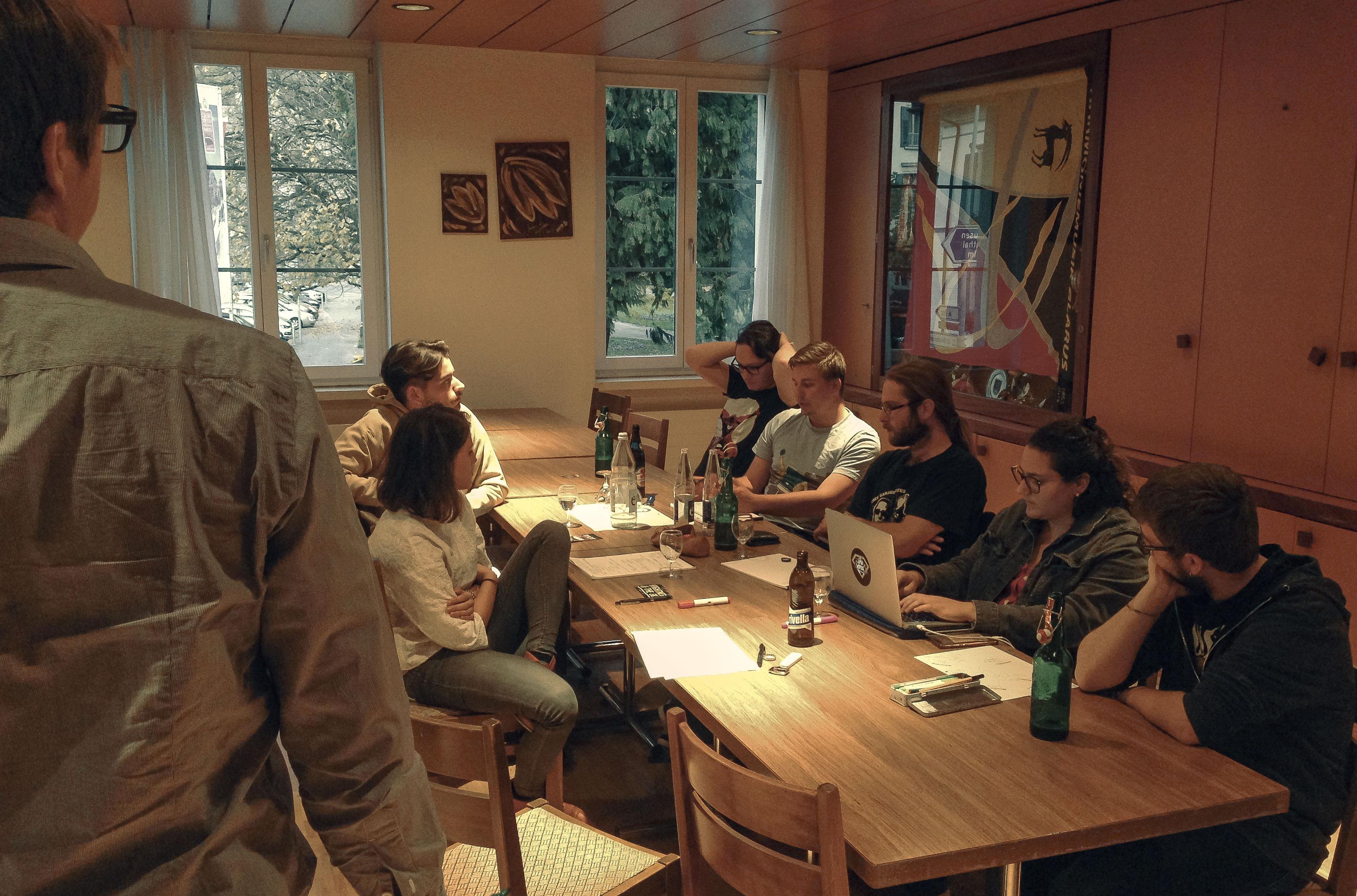 Engagierte Glarner Musiker und Musikliebhaber legen unter der Führung des VFMB den Grundstein für ein Glarner Musiknetzwerk